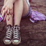 De nieuwe schoenen mode
