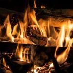Vuur brengt sfeer in de tuin